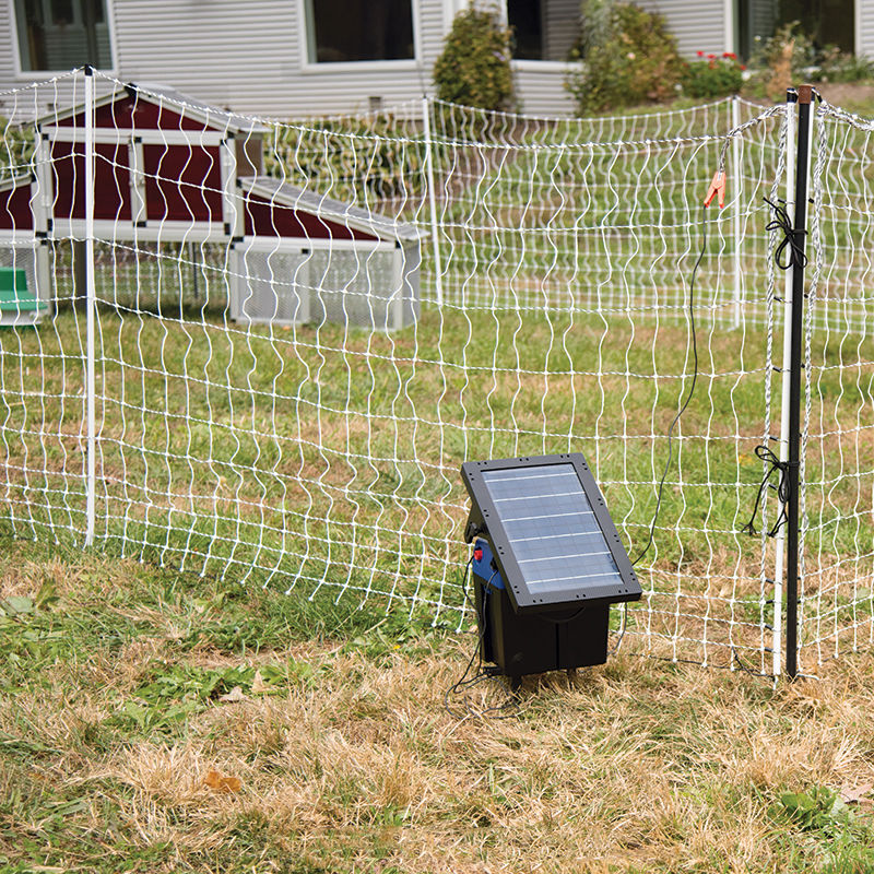 best electric fence charger