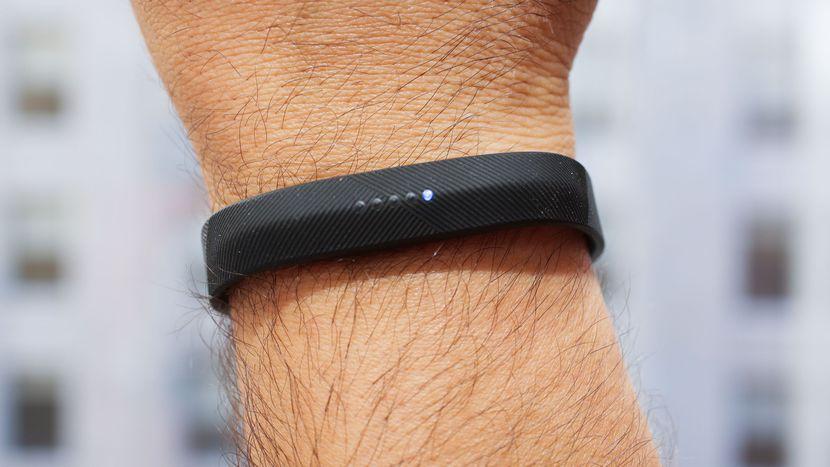 Fitbit Flex 2 Review Position