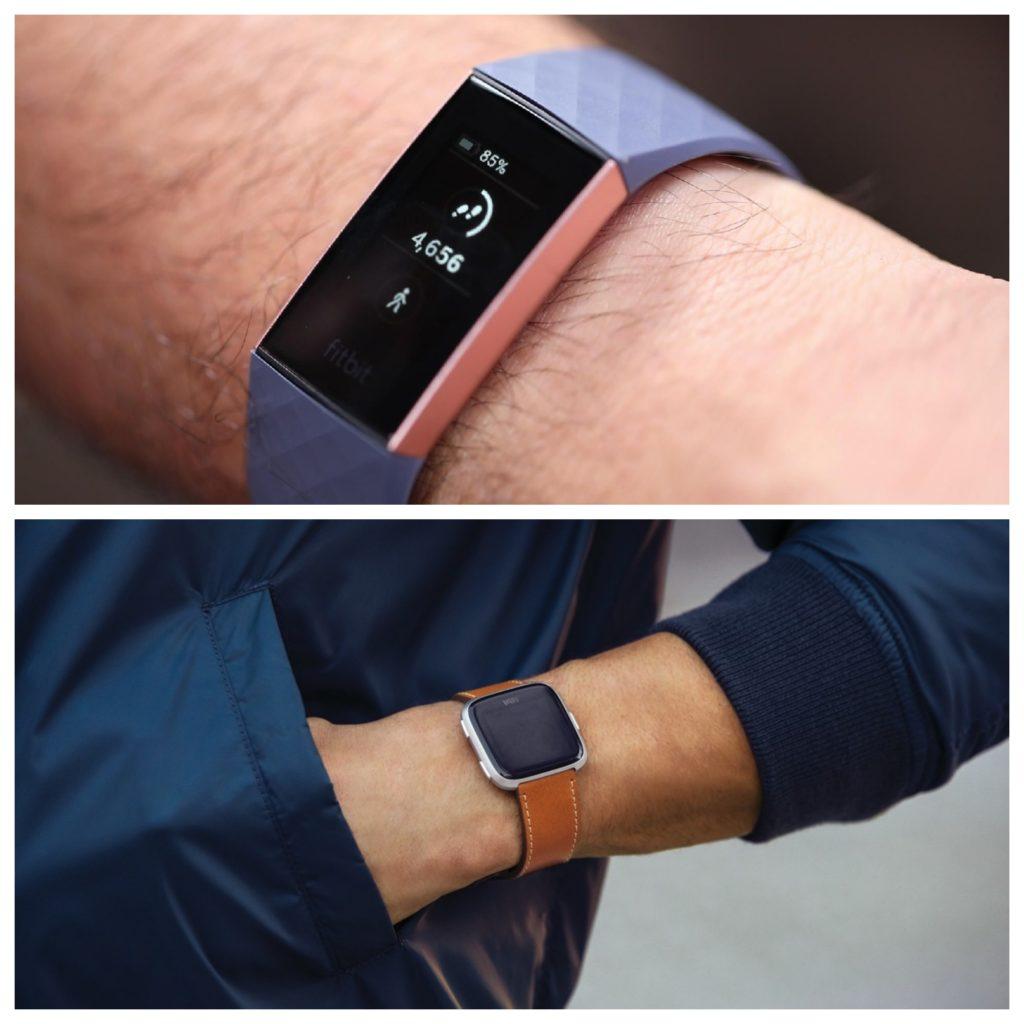Fitbit Charge 3 vs Fitbit Versa: Comparison & Verdict