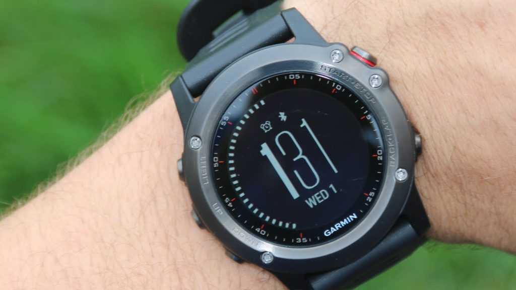 Garmin Fenix 5 Vs Garmin Fenix 3 Comparison Review Position